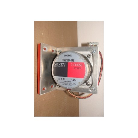 Vexta stepping motor ph296 02 2 phase 1 8 39 39 motionsurplus Vexta 2 phase stepping motor