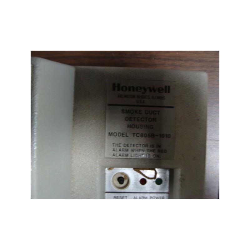 honeywell tc805b 1010 smoke detector motionsurplus. Black Bedroom Furniture Sets. Home Design Ideas
