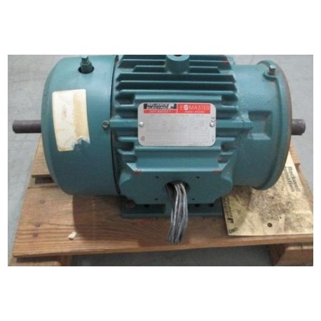 Reliance electric duty master ac motor motionsurplus for Duty master ac motor reliance electric