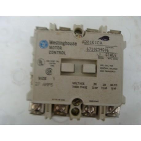 Westinghouse Motor Control A201k1ca Motionsurplus