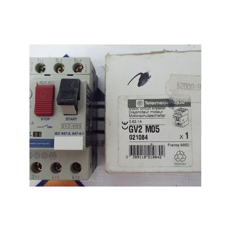 Telemecanique Motor Starter Protector Motionsurplus