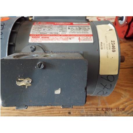 Dayton capacitor start motor 6k181g motionsurplus for Dayton capacitor start motor