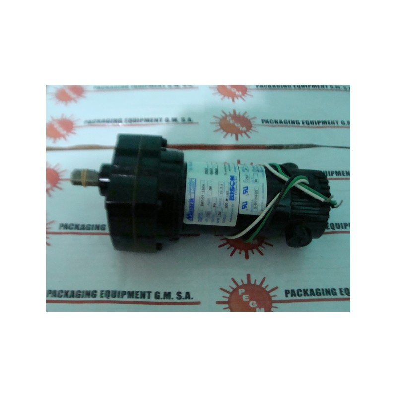 Bison Gear Motor 507 01 132a Motionsurplus