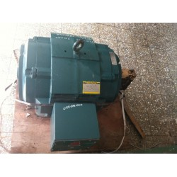 BALDOR AC MOTOR MEDIUM VOLTAGE MOTOR 3PHASE 1200RPM 4000V 250HP