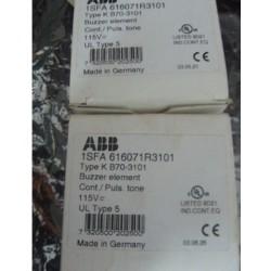 ABB 1SFA 616071R3101
