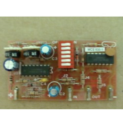 WARNER ELECTRIC TIMER BOARD MCS-830-1