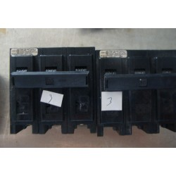 WESTINGHOUSE CIRCUIT BREAKER E-7819 3 POLE