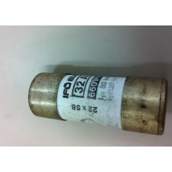 IFO ELECTRIC FUSE 32A 660V 22 X 58