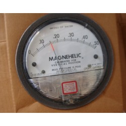 DWYER 2000-0 SERIES 2000 MAGNEHELIC DIFFERENTIAL GAUGE