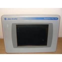 ALLEN BRADLEY PANEL VIEW PLUS 700 2711P-RP1