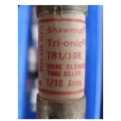 FERRAZ SHAWMUT TR110-R 250V 110A 7 1/8X1 9/10 TD