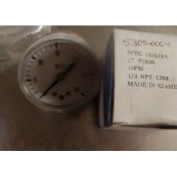AMETEK P590 PRESSURE GAUGE