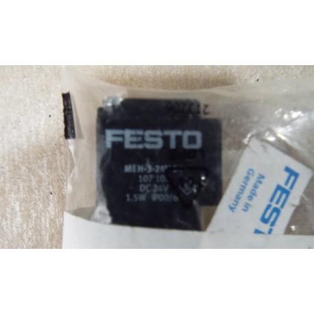 FESTO MEH-3-24''