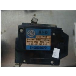 GENERAL ELECTRIC BREAKER THQB32020