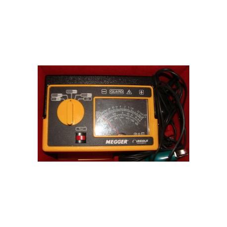 Megger Biddle Instruments 212159 Motionsurplus
