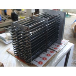CHROMALOX TDH36C TDH AIR DUCT HEATER MODEL C 480V 3PHASE