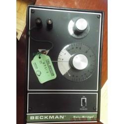 BECKMAN SD-402A