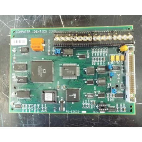 COMPUTER IDENTICS CORP AW-62633