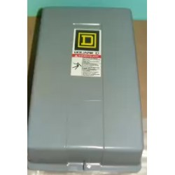 SQUARE D LIGHTING CONTACTOR 20 AMP 9998LH55