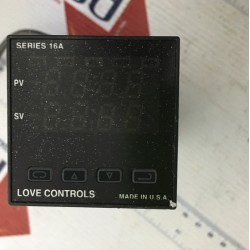 LOVE CONTROLS SERIES 16A2110-992 CONTROLLER