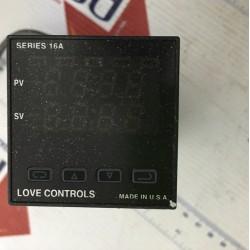LOVE CONTROLS SERIES 16A2110-992 CONTROLLER