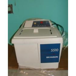 BRANSON GALLON ULTRASONIC CLEANER 5510R-DTH