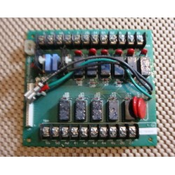 YORK CONTROL RELAY BOARD 031-00932-002