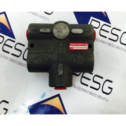 BRAND HYDRAULICS OPERATED RELIEF VALVE
