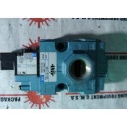 Mac Valves 130B-112CAAA/56C-23-112A Pneumatic Valve w/Solenoid
