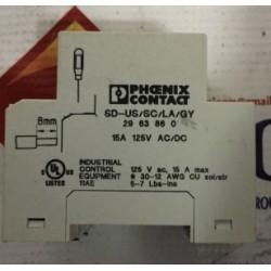 PHOENIX CONTACT SD-US-SC-LA-GY
