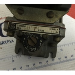 WESTINGHOUSE THERMAL OVERLOAD RELAY AA13P