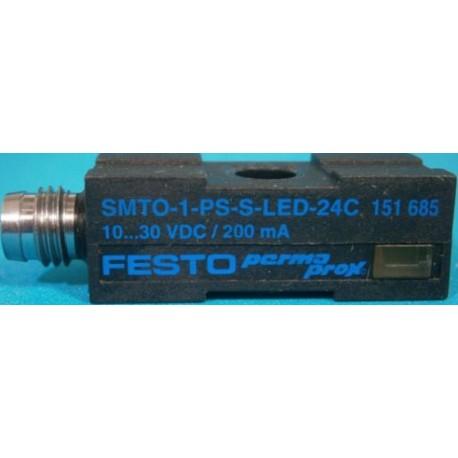 FESTO SMTO-1-PS-S-LED-24C