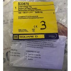 SQUARE D S33670