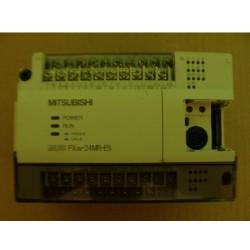 MITSUBISHI PLC PROGRAMMABLE CONTROLLER FXON-24MR-ES/UL