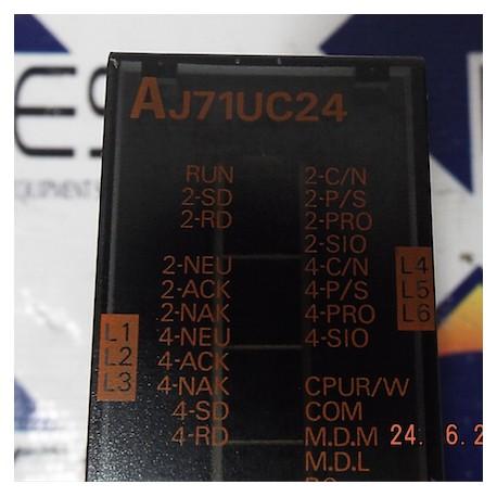 Mitsubishi AJ71UC24