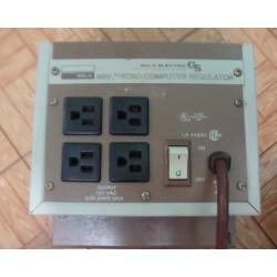 SOLA ELECTRIC MINI MICRO COMPUTER REGULATOR 63-13-210
