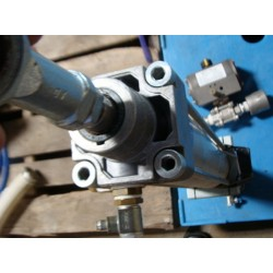 FESTO DNGZK-63-600-PPV-A Rodless Air Cylinder