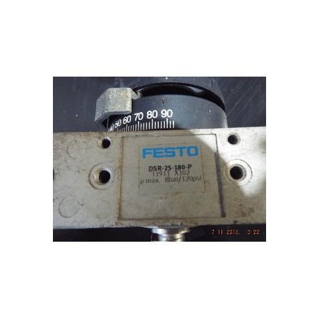 FESTO DSR-25-180-P