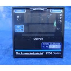 BECKMAN DIGITAL CONTROLLER SERIES 7200 DC7225