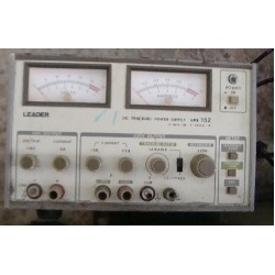 LEADER LPS152 POWER SUPPLY